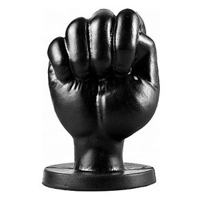Belgo-prism All Black Fist 13cm  Anal
