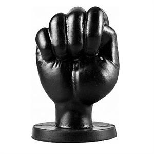 Belgo-prism All Black Fist 13cm  Anal