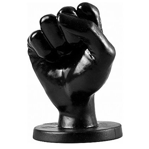 Belgo-prism All Black Fist Anal 14cm