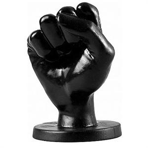 Belgo-prism All Black Fist Anal 14cm