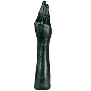 Belgo-prism Puño Gigante All Black Fisting 40cm