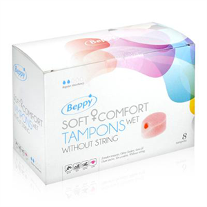 Beppy - Beppy Wet (Tampones Húmedos) - 8