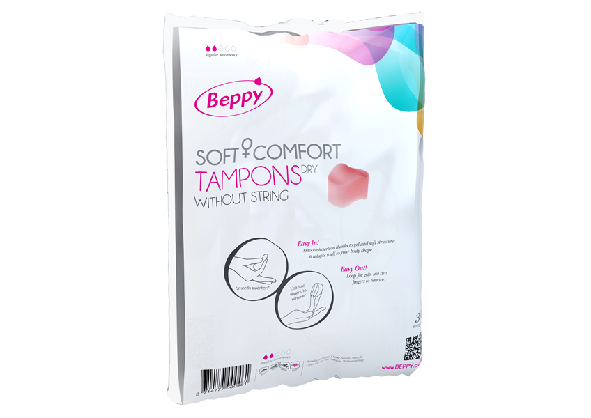 Beppy - Comfort Tampons Dry (Secos) - 30