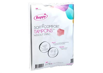 Beppy Comfort Tampons Dry (Secos) - 30