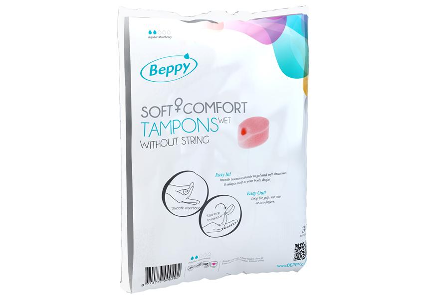 Beppy Comfort Tampons Wet (Húmedas) - 30