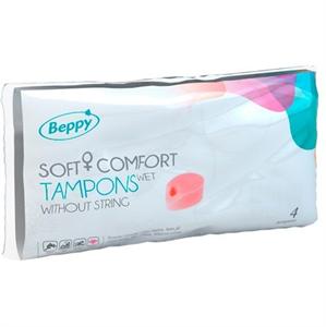Beppy Tampones Lubricados 4 Uds