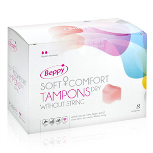 Beppy Classic Dry (Tampones en seco) - 8