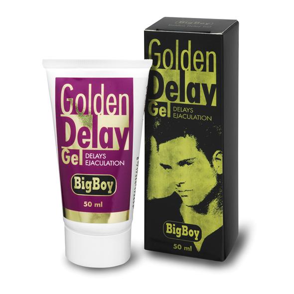 Big Boy - Big Boy - Delay Gel de Oro