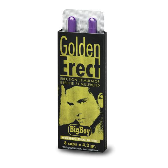 Big Boy - Big Boy - Golden Erect Tabs