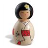 Big Teaze Toys Kokeshi Bailarina Estimulador