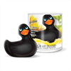 Big Teaze Toys - I Rub My Duckie Travel Negro Tamaño