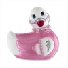 Big Teaze Toys - Pato Fashion Blanco / Rosa