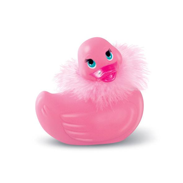 Big Teaze Toys - I Rub My Duckie Tamaño de viaje París Pink