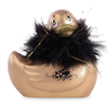 Big Teaze Toys I Rub My Duckie 2.0 | Pato Vibrador Paris (gold)