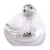 Big Teaze Toys I Rub My Duckie 2.0 | Pato Vibrador Paris (silver)
