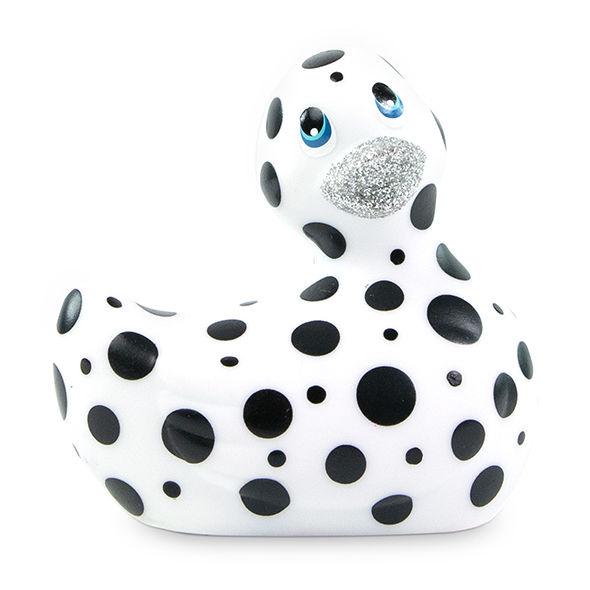 Big Teaze Toys - I Rub My Duckie 2.0   Pato Vibrador  (white & Black)