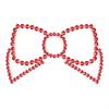 Bijoux Indiscrets - Mimi Lazo Rojo