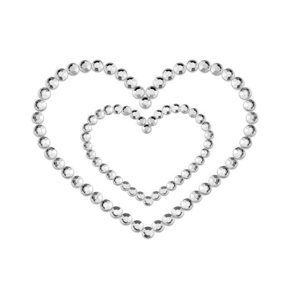 Bijoux Indiscrets - Bijoux Indiscrets - Silver Heart Mimi