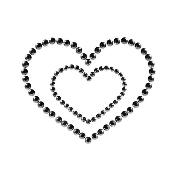 Bijoux Indiscrets - Bijoux Indiscrets - Mimi Corazón Negro