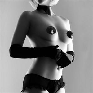 Bijoux Indiscrets Burlesque Pasties Sequin