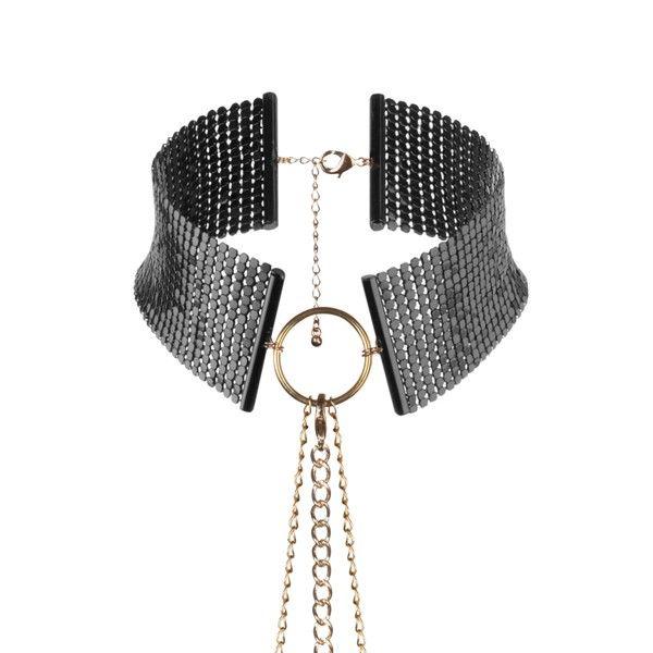 Bijoux Indiscrets - Désir Métallique Collar Metálico Negro
