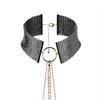 Bijoux Indiscrets Désir Métallique Collar Metálico Negro