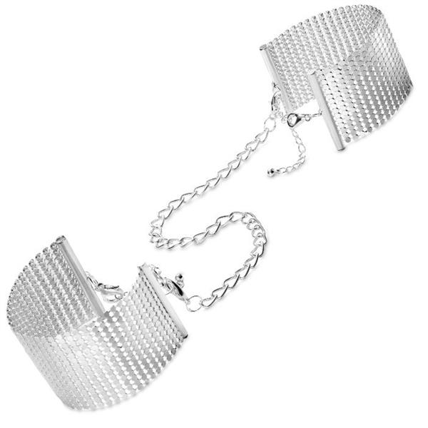 Bijoux Indiscrets - Désir Métallique Esposas Metálicas Plateadas
