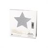 Bijoux Indiscrets - Bijoux Pezoneras Flash Estrella Plata