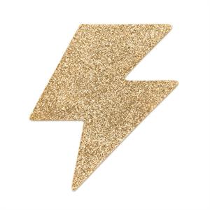 Bijoux Indiscrets Bijoux Pezoneras Flash Rayo Oro