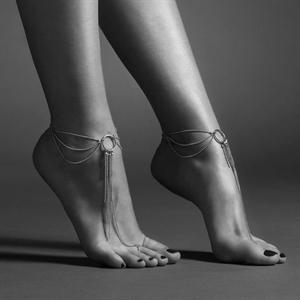 Bijoux Indiscrets Magnifique Accesorios Para Los Pies Silver