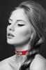Bijoux Pour Toi - Bijoux Pour Toi  Accesorio Collar Corazón Bdsm Rojo