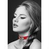 Bijoux Pour Toi  Accesorio Collar Corazón Bdsm Rojo