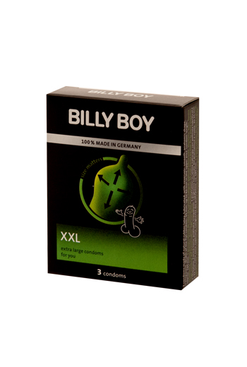 Billy Boy XXL 3 Unds