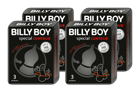 Billy Boy Special Contour