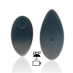Black&silver Zara Estimulador Control Remoto Con Panty