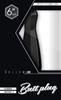 Bottom Line - Bottomline M3-6 Buttplug Anal Rubber Negro 15.5 X 4.5cm