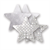 Bristols 6 Nippies Solid Studio - Silver Star
