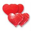 Bristols 6 Nippies - Corazón Rojo Sólido