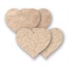 Bristols 6 Nippies - Corazón Basic Creme