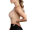Bye Bra - Bye Bra Breast Lift Pads + 3 Pairs Of Satin Nipple Covers - Beige Talla A-c