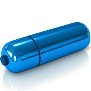 Classix Bala Pocket Bullet Azul