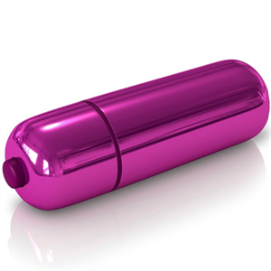 Classix Bala Vibradora Pocket Bullet Rosa