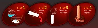 Clone A Willy - Clone A Willy Clonador Pene Con Vibrador