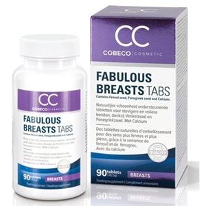 Cobeco Pharma Cobeco Fabulous Bread Capsulas Aumentador Senos 90 Cap