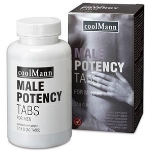 Cobeco Pharma Cobeco Coolman Suplemento Potenciador 60cap