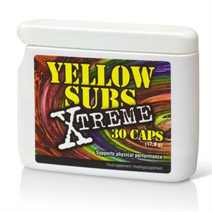 Cobeco Pharma Cobeco Yellow Subs Xtreme Energia Con Cafeina 30 Caps