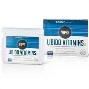 Cobeco Pharma Cobeco Intimate Viper Libido Vitaminas 30 Cap