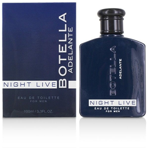 Cobeco Pharma Botella Night Live Perfume Para Hombre 100ml