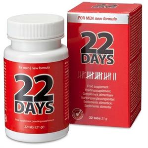 Cobeco Pharma Cobeco 22 Days Estimulador Erección 22cap