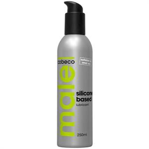 Cobeco Pharma Cobeco Male Lubricant Silicone Based 250 Ml